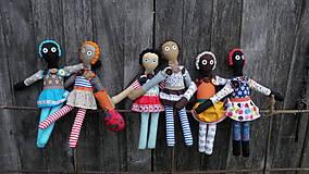 - Gombíková bábika Tyrkyska - 6422881_
