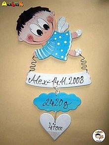 Detské doplnky - Anjelik - chlapec - 6419863_