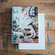 Papiernictvo - Som nepopísaný zápisník - 6422154_