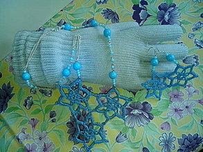 Sady šperkov - Blue kolekcion - 6427757_