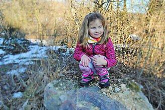 Detské oblečenie - Nákrčník - 6424611_