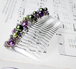 Ozdoby do vlasov - Lavender & Olive - 6424955_