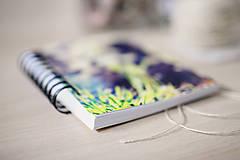 Papiernictvo - Zápisník Letné ráno - 6425138_