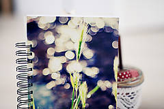 Papiernictvo - Zápisník Letné ráno - 6425142_