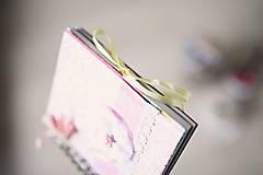 Papiernictvo - Na svadobné poznámky - 6425640_