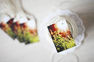 Papiernictvo - Visačky Snívame... - 6425584_