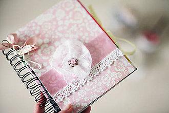 Papiernictvo - Na svadobné poznámky Výpredaj! - 6425642_