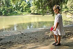 Detské oblečenie - Šaty OLIVIA bodkové - DOPREDAJ - 6425551_