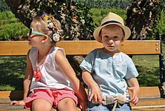 Detské oblečenie - Top LENA bavlna - 6425649_