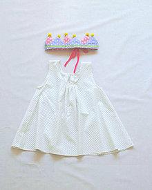 Detské oblečenie - Dievčenský bavlnený top - 6425652_
