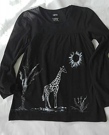 Detské oblečenie - Žirafia prechádzka... - 6424849_