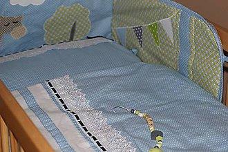 Textil - Mantinel do detskej postielky - chlapec - 6431436_
