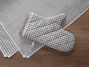 Úžitkový textil - chňapka  do kuchyne - 6429444_