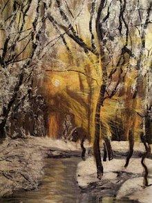 Obrazy - Duša lesa (Arttex) - 6431784_