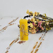 Svietidlá a sviečky - Sviečka voňavá - 6430086_