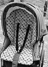 Detské doplnky - Podložka do Teutonia Mistral - 6433374_