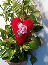 Dekorácie - Od srdce - 6433318_