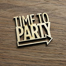 Polotovary - V-06-003 - Time to party - 6434080_