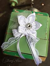 Pierka - Brošňa pre svadobné mamky - 6432608_