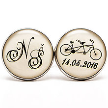 Šperky - Bicyklová Svadba - 6434482_