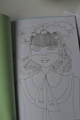 Kresby - Vymaľuj si módnu rozprávku - 6435969_