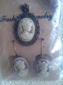 Sady šperkov - vintage dáma - 6439653_