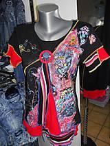 Tričká - lel art energy t shirt - 6438451_