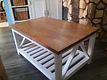 Nábytok - konferenčný stolík - 6439709_
