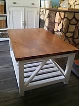 Nábytok - konferenčný stolík - 6439711_