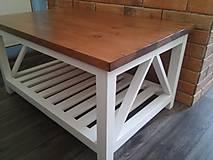 Nábytok - konferenčný stolík - 6439712_