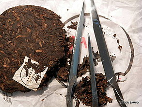 Nože - Puerh pick , nôž na puerh 01/16 - 6439967_