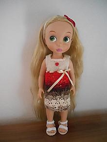Hračky - Zana - oblečenie pre bábiku - 6438149_