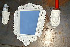 Zrkadlá - Biele zrkadlo. - 6441932_