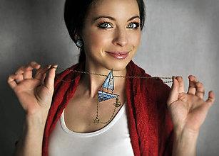 Sady šperkov - Sada šperkov Námornícka - 6441937_