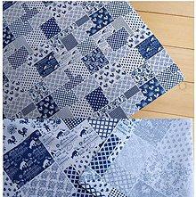 Úžitkový textil - Bavlnený obrus štvorcový malý (Veľkonočný bavlnený obrus) - 6440908_