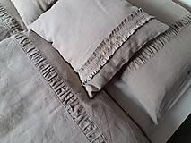 - Ľanové posteľné obliečky Nature Dream - 6441314_