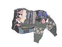 Nohavice - lelochodky kosoštvorec-zemité - 6447802_