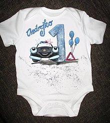 Detské oblečenie - narodeninové chlapčenské - 6446644_
