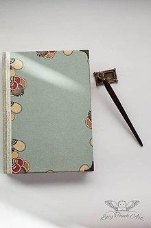 """Papiernictvo - """"Japanese minimalism Diary"""" / na zákazku :) - 6445003_"""