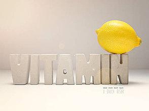 Tabuľky - Vitamín - 6445859_