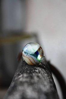Prstene - Fusingový prsteň Mámenie - 6451087_