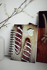 Papiernictvo - Na recepty (čo dom a záhrada dala) - 6452036_