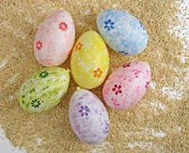 Dekorácie - Veľkonočné vajíčka, plastové - 6451042_