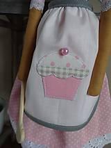 Bábiky - Anjelka do kuchyne - 6449944_