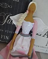 Bábiky - Anjelka do kuchyne - 6449947_