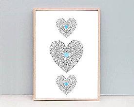 Grafika - Grafika - Hearts - 6452509_