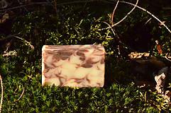 Drogéria - Sladké pokušenie, PríRODné kakaovo-škoricové mydlo, jemne pílingové - 6449938_