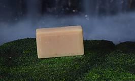 Drogéria - Mliečna cesta, PríRODné mydlo s kozím mliekom a medom - 6450160_
