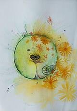Drogéria - Rajská záhrada, PríRODné citrusové mydlo s nechtíkovými lupienkami a rakytníkom - 6450174_