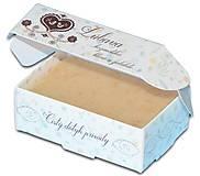 Drogéria - Mliečna cesta, PríRODné mydlo s kozím mliekom, včelím medom, peľom a propolisom - 6452681_